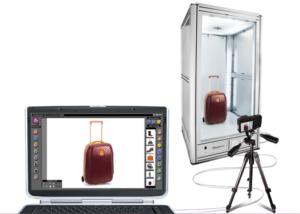 3D animations pack shot studio