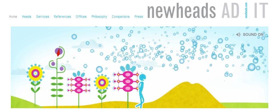 newshead AD IT agency logo