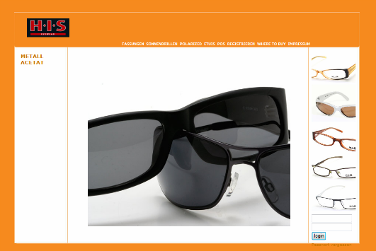 product photography eyewear for e-commerce