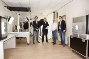 mini photo studio aux Pays-Bas