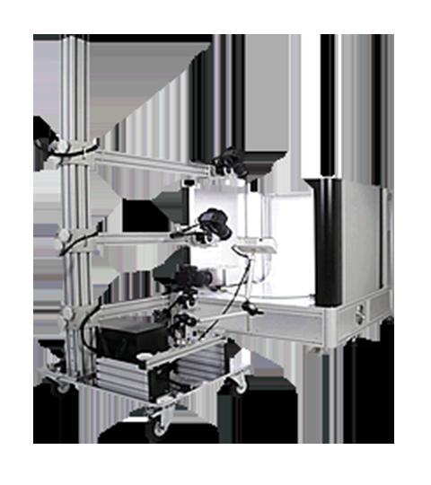maestroBot R 3D arm system interactive 3D models
