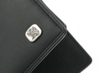 Leather purse photograph studio