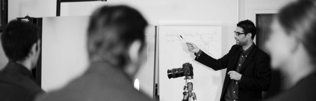 photographer editing software training course program
