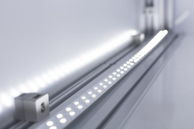 Photo studio Full LED lighting system