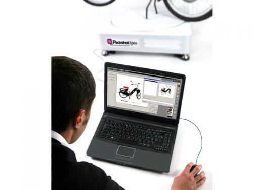 360 Packshot software