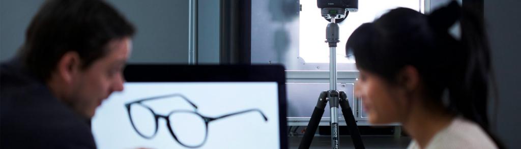 Packshot Eyewear photography: simplify image production