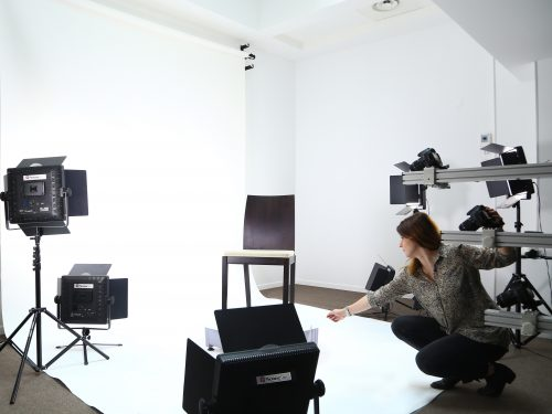 360 studio animation for furnitures and home decoration