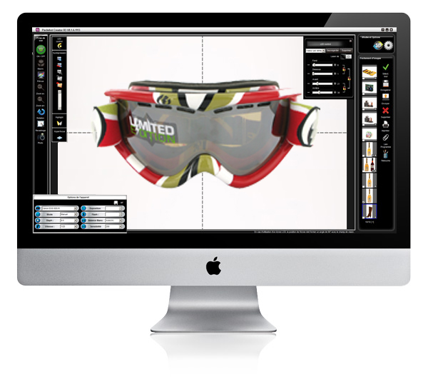 Packshot sporting goods photography tutorial