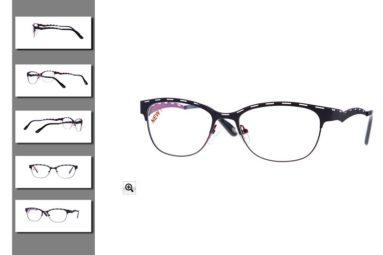 multi-angles packshot eyewear photography