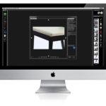 Packshot furnitures photo solution