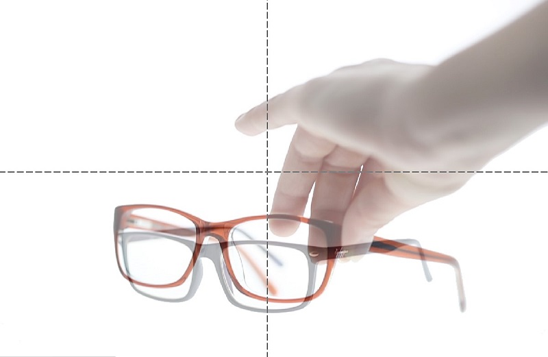 Eyeglasses and opticals e-commerce photography
