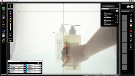product photos typologies Packshot Creator