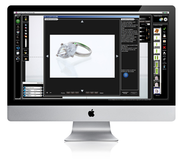 Jewelry packshot photography tutorial
