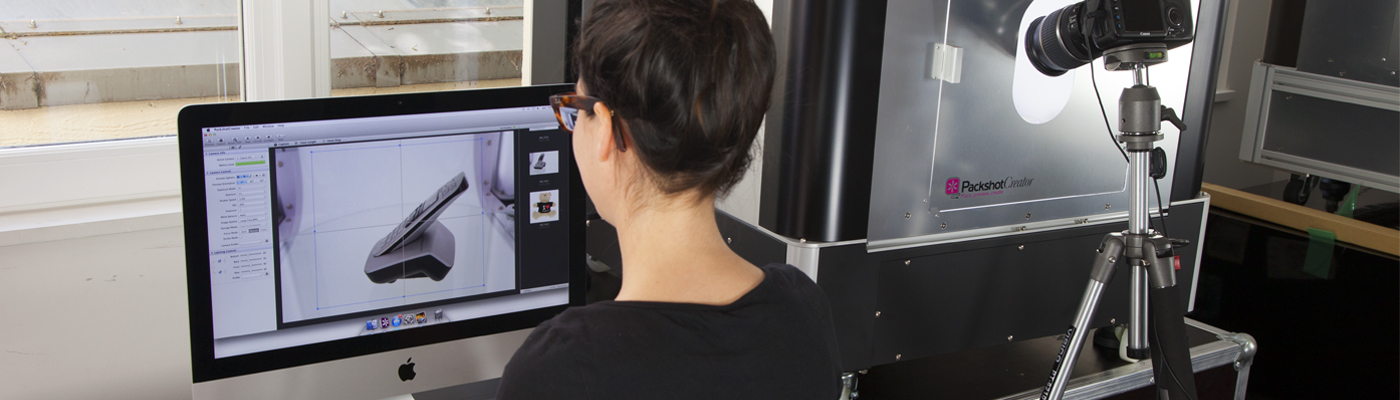 PackshotCreator digital product photography