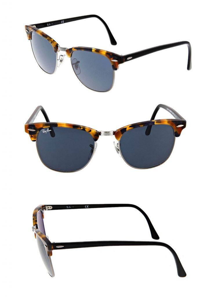 Multi-Angle-Fotografie von Brillen für einen Online-Shop