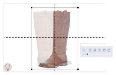 image fantôme logiciel photo e-commerce