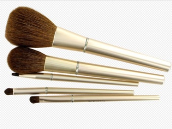 picture of makeup brushes for ecommerce platforms