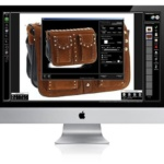 how to edit pictures of leathers goods for websites