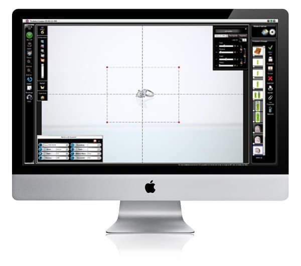 how to use a software to edit photos of jewels