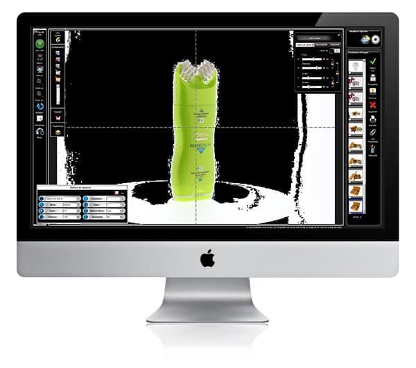 hoz to use the PackshotCreator software to edit cosmetics pictures