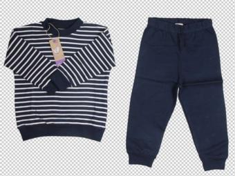 photo flatlay child fashion on online stores