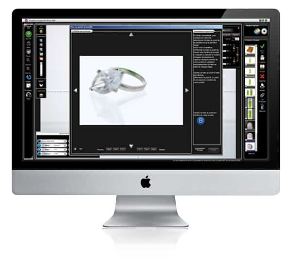 how to photograph jewelry for websites