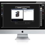 how to add a white background on a photo editing software