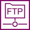 saving files on ftp directly from the software