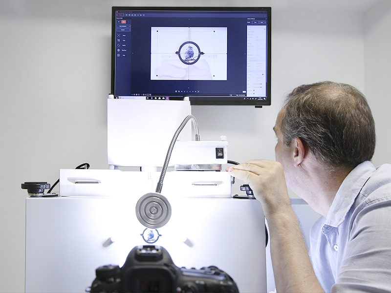Automated photo studio software product photography