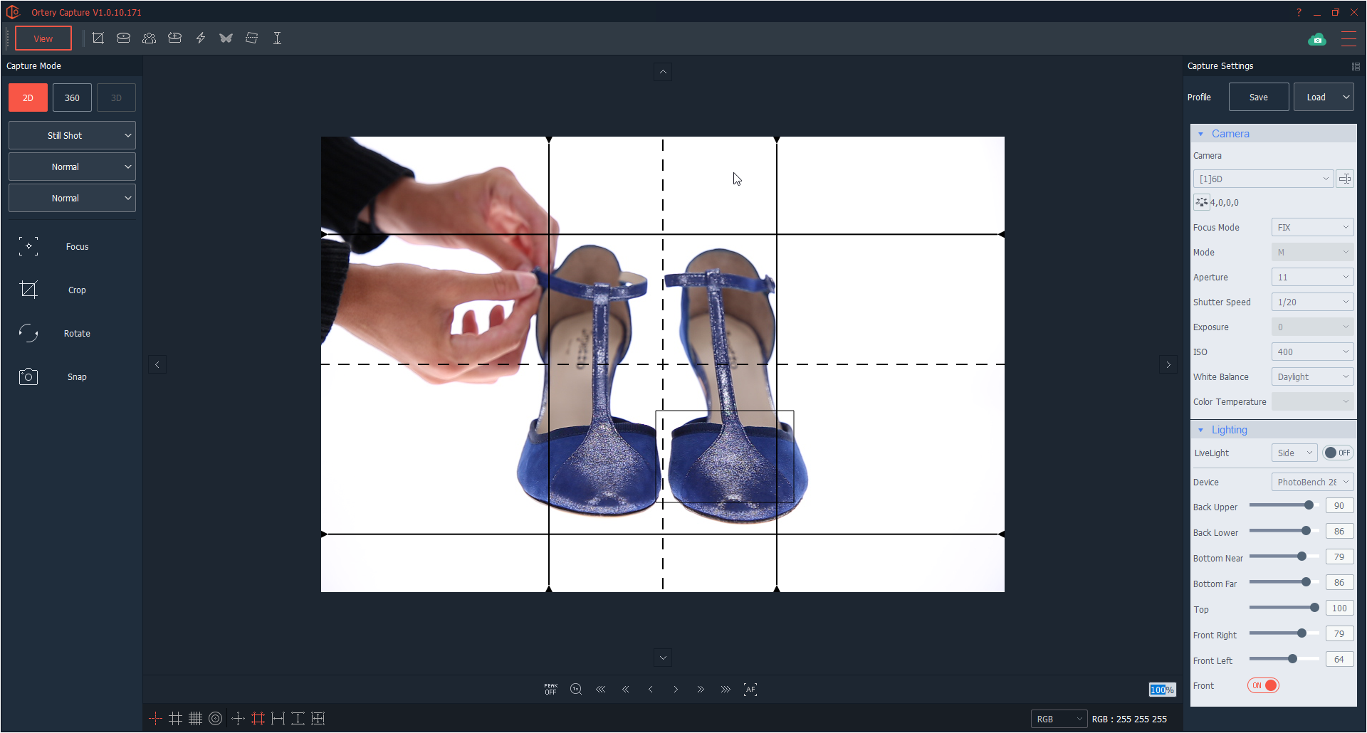 How to prepare your shoes before shooting