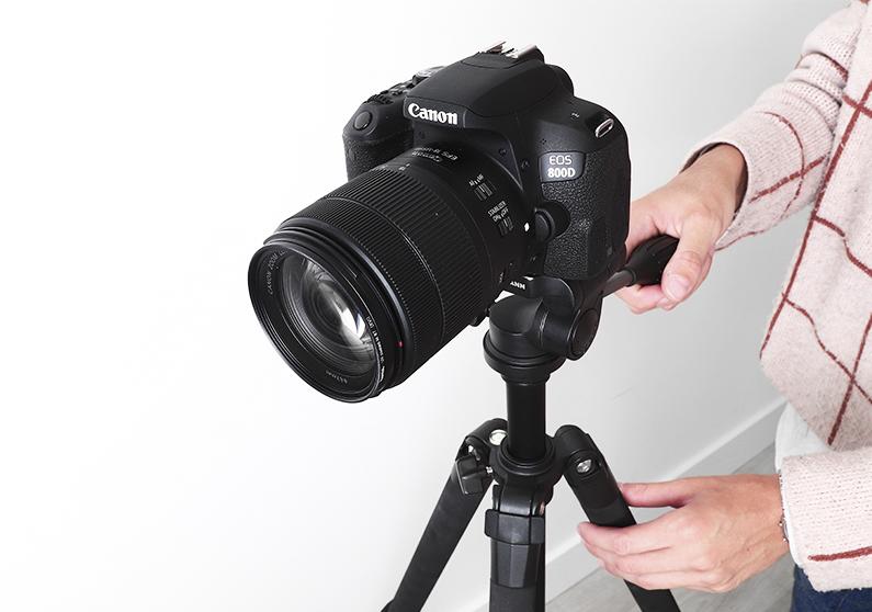 Standard camera lens